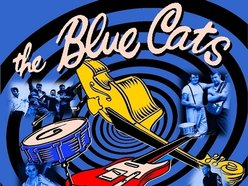 Image for THE BLUE CATS-Beltane Fire