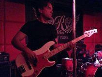 Johnny Fila Bassist