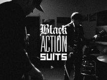 Black Action Suits