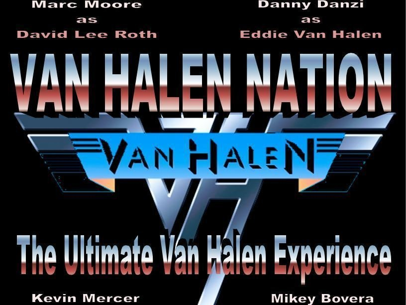 Image for VAN HALEN NATION