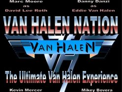 Image for Skeleton Crew presents: VAN HALEN NATION!