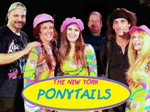 The Ponytails of  New York