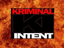 KRIMINAL INTENT