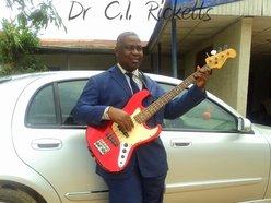 DR. CONRAD I. RICKETTS - GRACE OF GOD CHRISTIAN BAND.