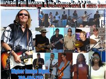 MICHAEL PAUL MORGAN & the ROGUES ROCK 'N' BLUES BAND