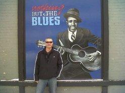 """Darcy """"Blues Man"""" Schmidt"""