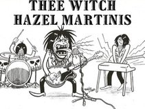 Thee Witch Hazel Martinis