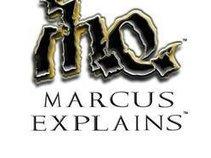 Marcus Explains aka M.E.