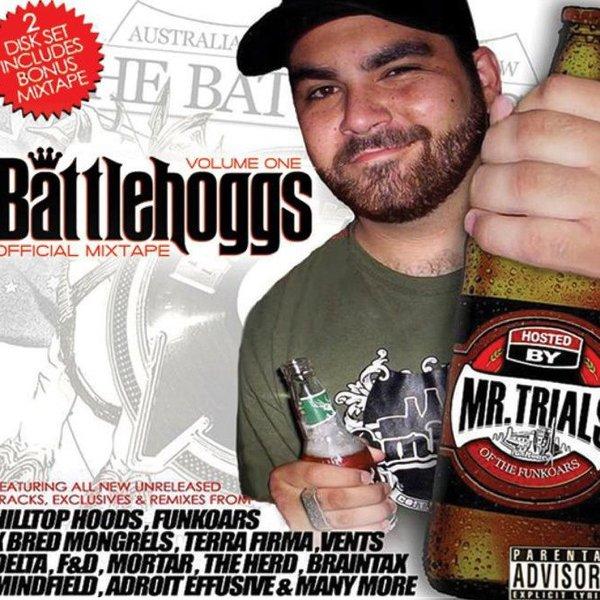Battlehoggs Mixtape Vol 2 Intro - Hoggs/Strut - LC [AUS] by