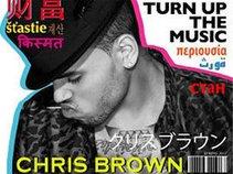 Charlie Brown- chris brown