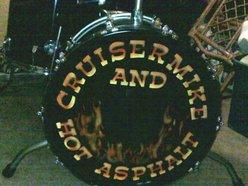 Cruisermike And Hot Asphalt