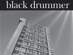 Image for black drummer