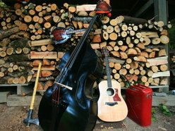 Behind the Woodshed