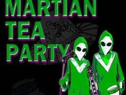 Image for Martian Tea Party