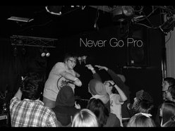 Image for Never Go Pro