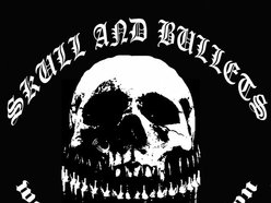 Image for SKULL AND BULLETS