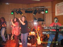 Campbell Sisters Late Nite Band