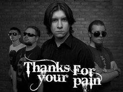Image for Thanks For Your Pain