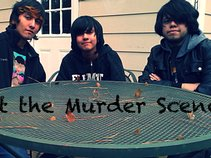 At the Murder Scene