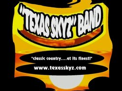 Image for Kenneth Parker (BAND:  TEXAS SKY)