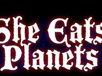 She Eats Planets