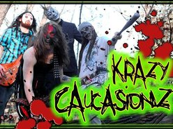 Image for Krazy Caucasionz
