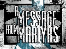 A Message From Martyrs