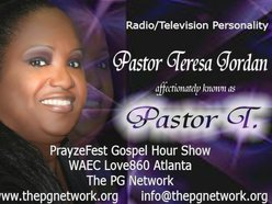 Image for Pastor T