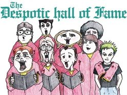 Image for The Despotic Hall of Fame