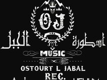 OSTOURT L JABAL RECORDS