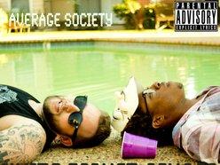 Image for Average Society