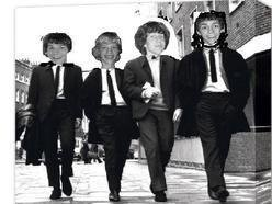 The David, Evan, Jacob, Jerry, and B-Love Experience