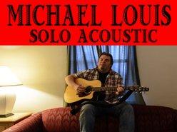 """Image for Michael Louis """"Acoustic"""""""
