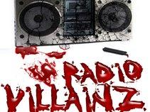RADIO VILLAINZ