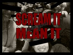 Image for Scream It Like You Mean It