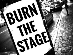 Image for Burn The Stage
