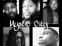 Image for Mystic City