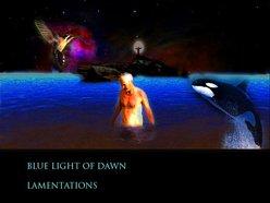 Blue Light of Dawn