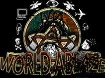World Ablaze
