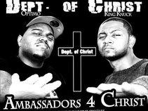 Optimo & King Knuck (Dept. Of Christ)