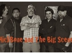 Image for Nick Bone and The Big Scene