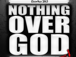 Image for Nothing Over God