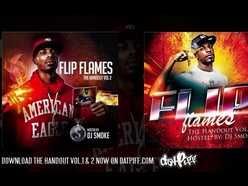 Flip Flames aka Flip Hu$tle