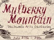 Image for Backwoods Arts Gathering