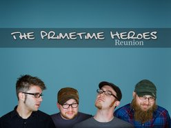 Image for The Primetime Heroes