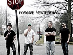 Image for Forgive Yesterday