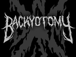 Image for BACKYOTOMY