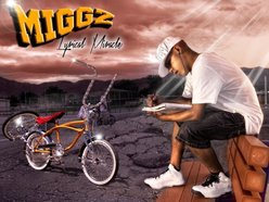 Image for MIGGZ THE LYRICAL MIRACLE