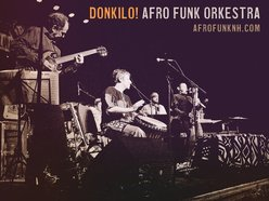Image for Donkilo! Afro Funk Orkestra
