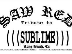Image for SAW RED Tribute to SUBLIME